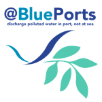 Logotipo del proyecto Atlantic BluePortS.
